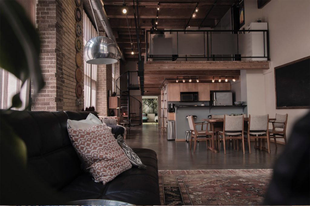 Decoracion Industrial loft